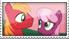 CheeriMac stamp. by xMayii
