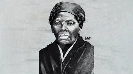 HarrietTubman drawing
