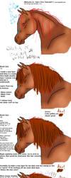 D Mane tut - Tala-Twilight by equine-tutorials