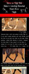 Tut Pt2: legs - Tala-Twilight by equine-tutorials