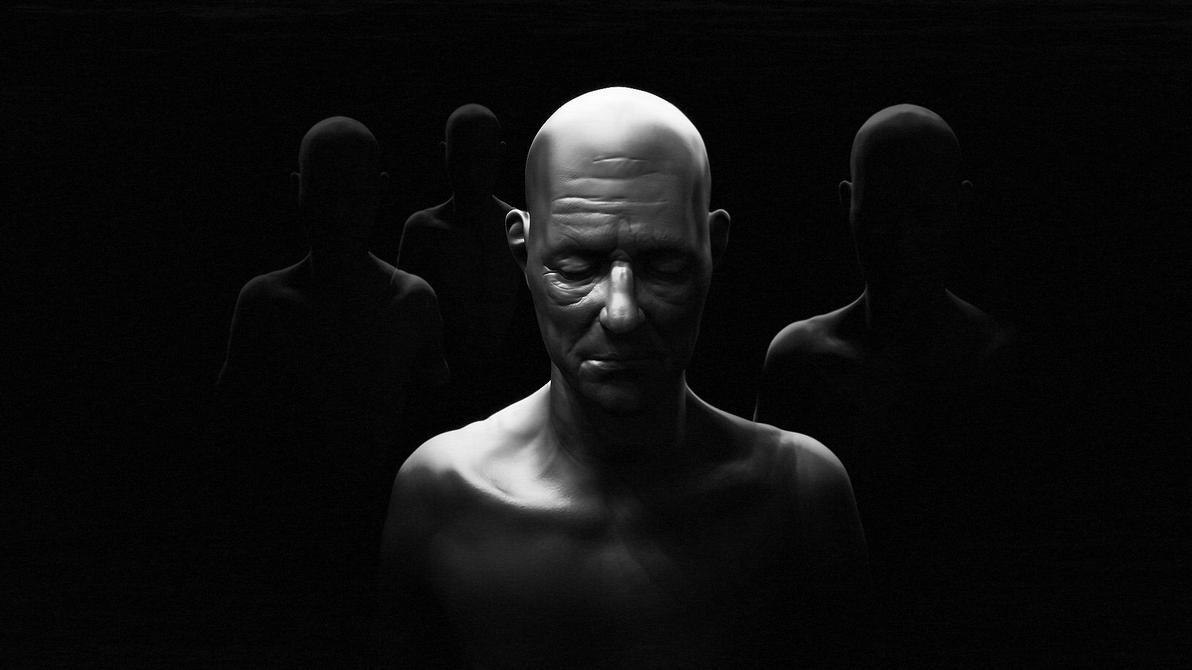 Old man by pavolsvk