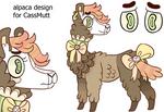 design commission for CassMutt! :D