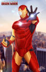 The Invincible-IronMan
