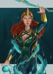 Mera-The Queen Of Atlantis