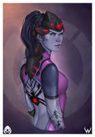 Widowmaker by SaifuddinDayana