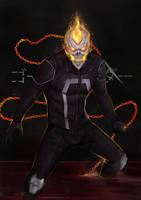 GhostRider by SaifuddinDayana