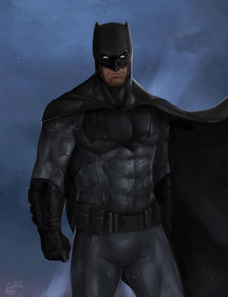 Batman by SaifuddinDayana