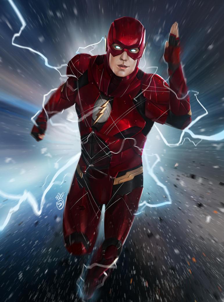 The Flash by SaifuddinDayana