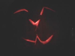 Cat Pumpkin by zelda-zipple