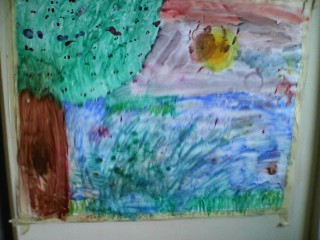 Theresas Painting by zelda-zipple