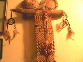 My Wall Hanging by zelda-zipple
