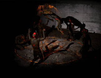 The Cyberdoom by weroidiota