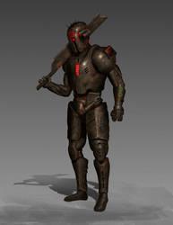 Rusty robot character design tutorial by weroidiota