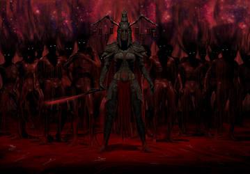 Darkest Metal 18 : Blood army