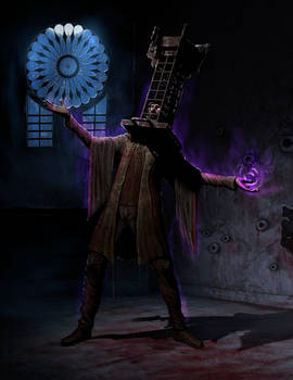 Micolash, host of the nightmare