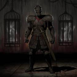 Darkest Metal 20 : Jail Knight