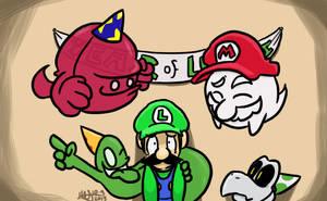 Year of Luigi by KunehoKun