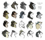 Werewolf characters 2.