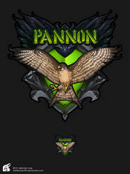 Pannon Legion's Emblem by WhiteRaven90