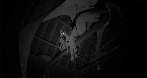 Outlast Pegasus by WhiteRaven90