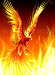 Phoenix by WhiteRaven90
