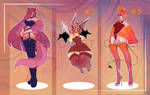 Adoptables Auction [open] by lomomlet