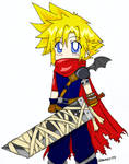 KH: Chibi Cloud
