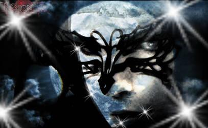 Bayonetta moon by dottolina