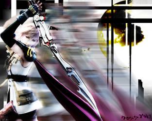 Lighting PS3 Theme by dottolina