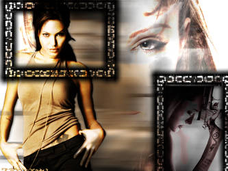 Angelina ps3tneme or wallpaper by dottolina