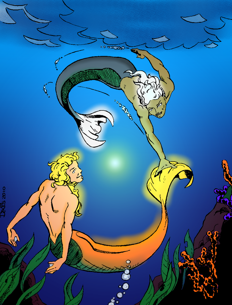 Sealotsgirl june george deviantart for Other fish in the sea