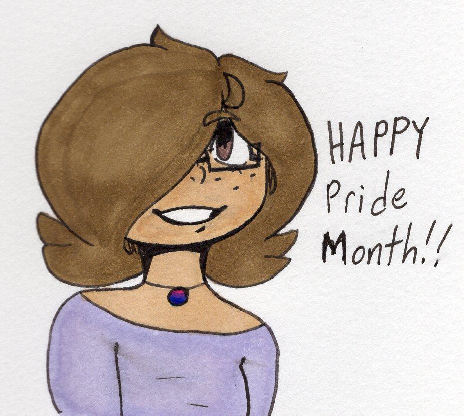 Happy Pride Month!! by 3dsgirl577