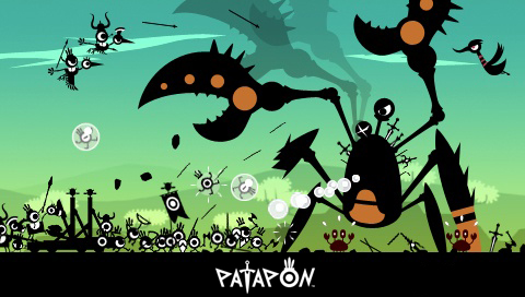 Patapon PSP Wallpapers By Gexon