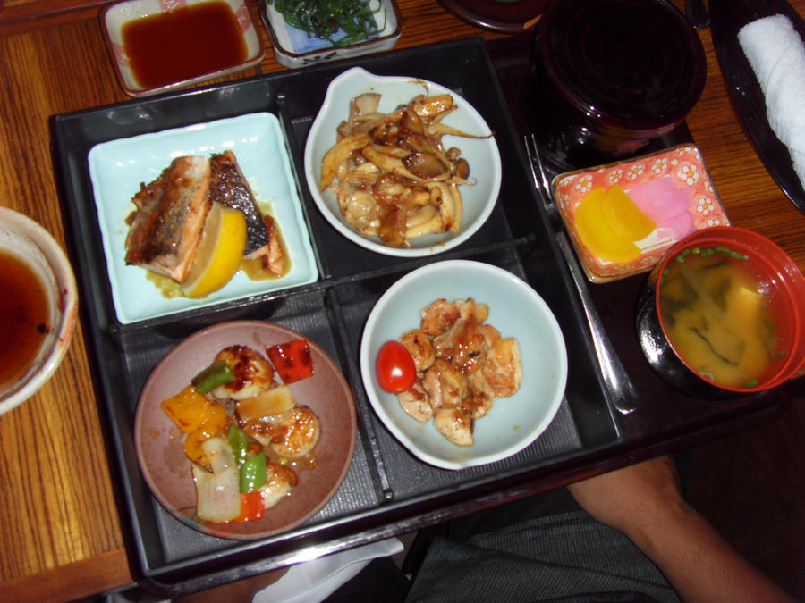 Tepanyaki Set by Gexon