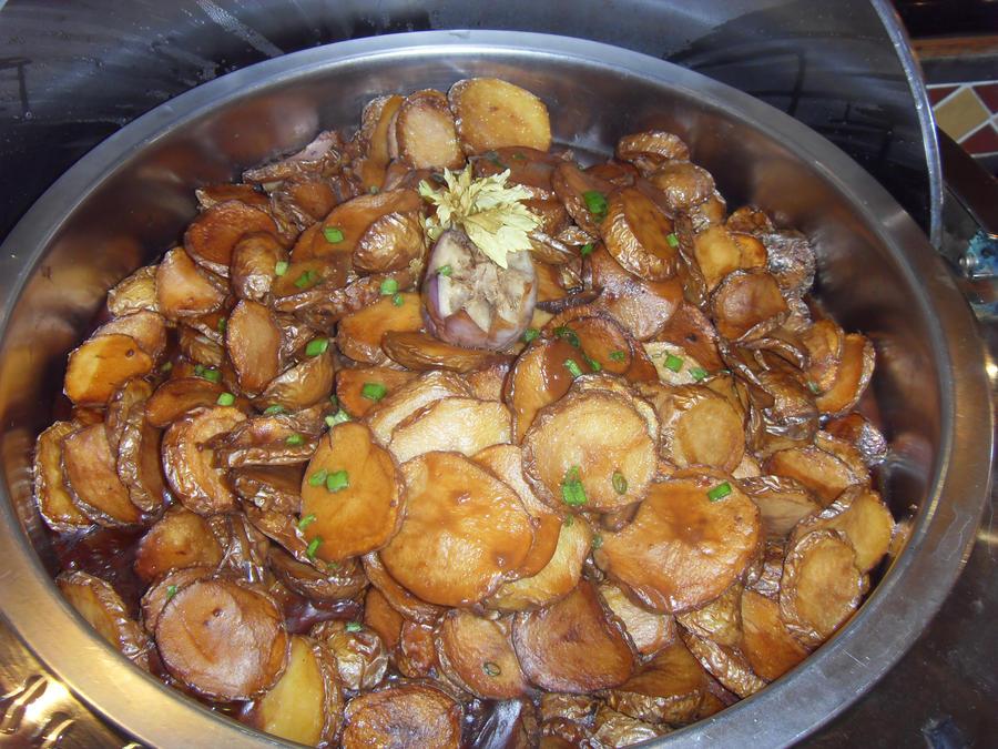 Lyonnaise Potato by Gexon on DeviantArt