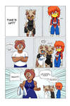 The Panty Thief Page 5 By Tansau