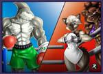 Rodrigo vs Yin - Preparing the fight