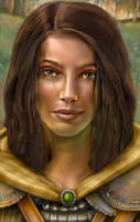 BG2 Portrait by Pittlers