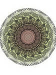 Mandala Series(Colour Experiment)