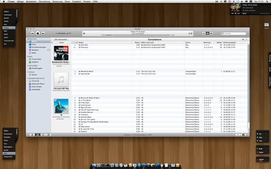 iTunes9