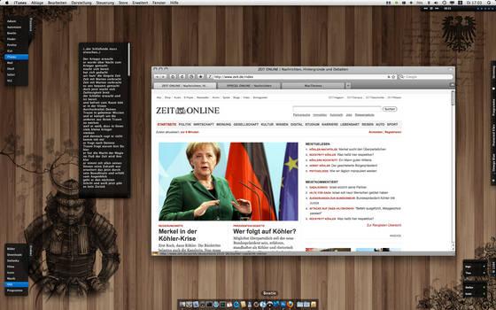 Current Desktop