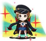 Mako Mankanshoku Goku uniform