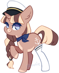 Captain Pony Adopt [CLOSED]