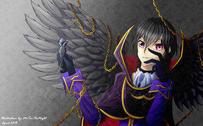 Lelouch vi Britannia orders you...! by MeToo-TheNight