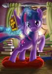 MLP: Twilight Sparkel