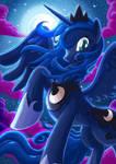 MLP: Princess Luna Color