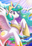 MLP: Princess Celestia