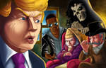 ERB EbenezerScrooge Scrooge Vs Donald Trump