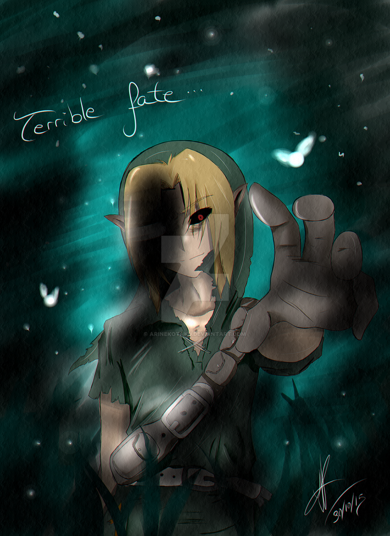 Terrible Fate by AriNekotaku