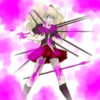 Dangan Ronpa Murder #2 - Ikusaba Mukuro by unmei-sensei